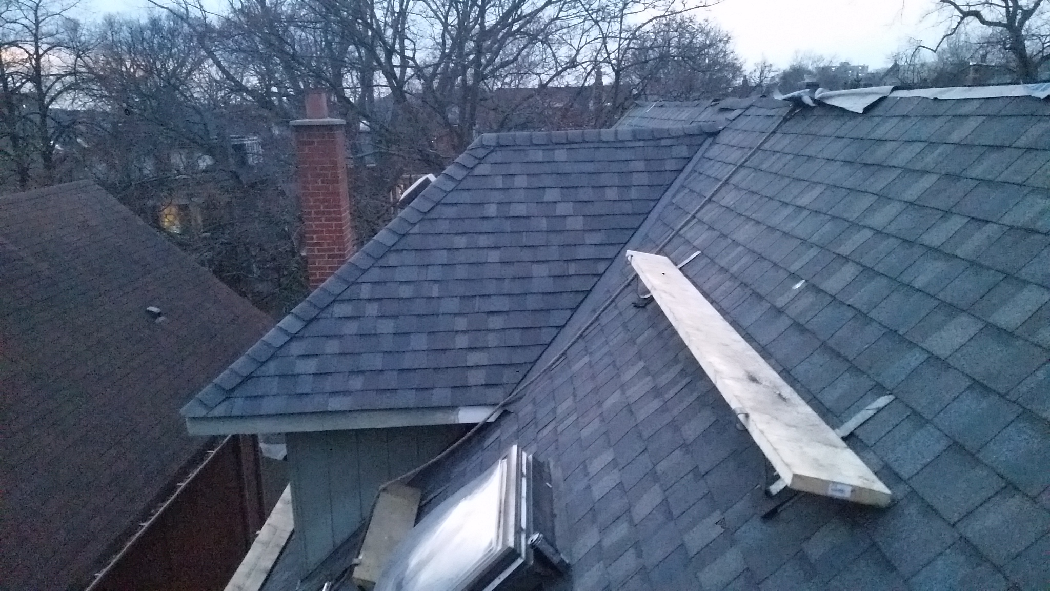 Shingle Roof Replacement in The Annex Toronto By JSpec Roofing – Shingle Roof Replacement